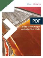 Investing in Australian Real Estate