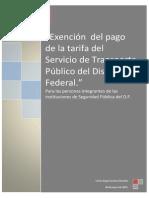 Petitoria_exencion Del Pago Del Transporte Publico_vhsm_mayo 2015-2 PDF