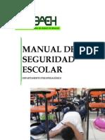 Manual de Seguridad Escolar