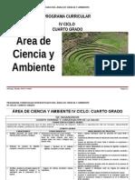 Ciencia Ambiente 4ºGrado Rutas