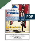 e2 Vuelta Ciclista a Venezuela #Vven15