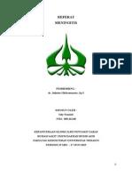 Referat Meningitis Sely Fauziah 030.10.248 Rev 2