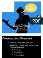 millennial generation presentation 2013 kent