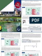 Catálogo Riego Automático Diseño, Instalación y Productos