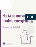 Nuevo Modelo Energetico Wwf Axa
