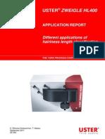 U Z HL400 Different Applications