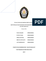 Tugas Identifikasi Faktor Risiko Penyebab Bencana Angin Puting Beliung