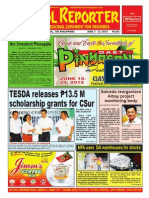 Bikol Reporter June 7-13, 2015 Issue