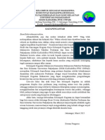 Program Kerja Kkm Karmba Fpik Periode 2014-2015