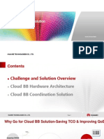SingleRAN Cloud BB Solution 03