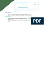 Unit-1 Metrology and Measurements