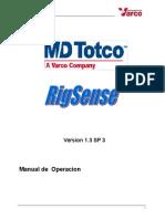 RigSense User Manual Español