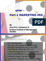 3rd Chapter Marketing Mix[1]