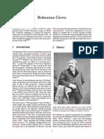 Bohemian Grove - Wikipedia PDF