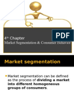 4th Chapter.marketing Segmentation