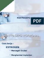 Kontrasepsi Hormonal