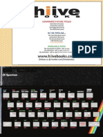 The ZX Spectrum Book - 1982 to 199x
