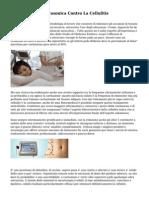 La Cavitazione Ultrasonica Contro La Cellulitis