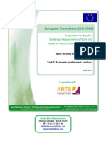 Euro Report Non-Tertiary Coffee Machines Part 2 Economic and Market Analysis