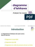 Le Diagramme d'Ishikawa LP