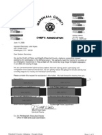 Douglas, Alabama - request to join ICE 287(g) program