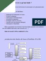 Analyse Des Huiles Francais