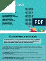 Internal Audit Pertemuan 1 Fix