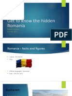 Get to Know the Hidden Romania