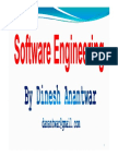 1 Software Development Methodology and Project Management - Introduction