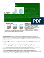 Chemical Solutions