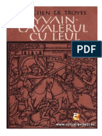 Chretien de Troyes - Yvain Cavalerul Cu Leul (v.1.0)