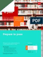 f1 Interactive Self Study Guide