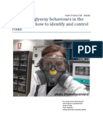 Evaluation of Potential Safety Hazards Associated With Distractingly Sexy Behaviours in the Laboratory