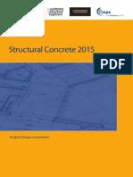 Structural Concrete 2015 Brief- The Concrete Centre