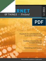 IoT Magazine 2013
