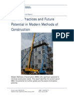 Modern Methods of Construction Full