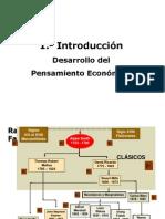 Corrientes Del Pensamiento Economico