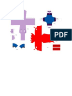 Operetta Papercraft