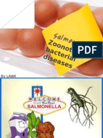 Pertemuan VII( Salmonella)