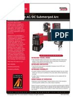 Power Wave AC DC Submerged Arc