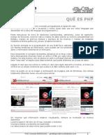 Dw03 Ctes Web - 01 - Introduccion a Php