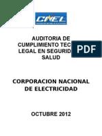 Informe de Auditoria Cnel