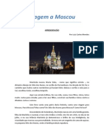 Apresentação Viagem a Moscou 1