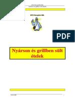Drótpostagalamb 282 - Nyárson És Grillben Sült Ételek