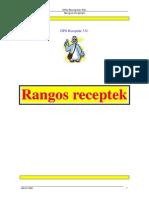 Drótpostagalamb 332 - Rangos Receptek