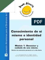 Conocimiento de Si Mismo e Identidad Personal