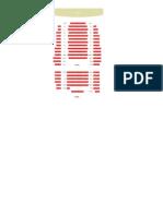Mapa Assentos - SESC Belenzinho