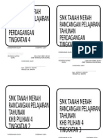 Cover Ranc Mengajar(Buku Rekod)
