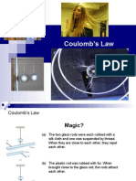 Coulombs Law powerpoint