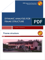 Dynamic Analysis for Frame Structure Rev00_NM